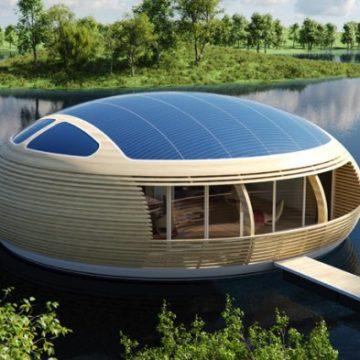 Small Floating Art Studios Sail around Europe