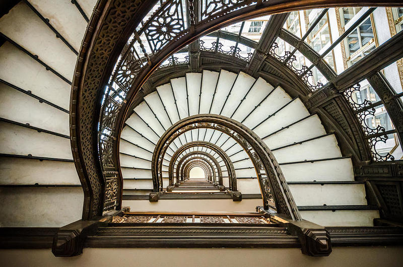 The most beautiful stairs in the world